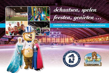 Dirk Van Bun Communicatie & Vormgeving - Grafisch ontwerp - reclame - publiciteit - Lommel - Presentatiemappen Luna Ijsstadion