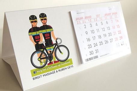Dirk Van Bun Communicatie & Vormgeving - Grafisch Ontwerp - reclame - publiciteit - Lommel - Kalenders