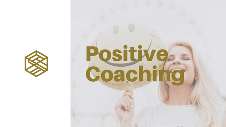 positive coaching, frau lacht, glücklich, positive psychologie