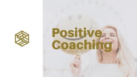 Positive Coaching, Frau lacht, Ballon, Smiley, Blonde lange haare Frauenfeld OStschweiz