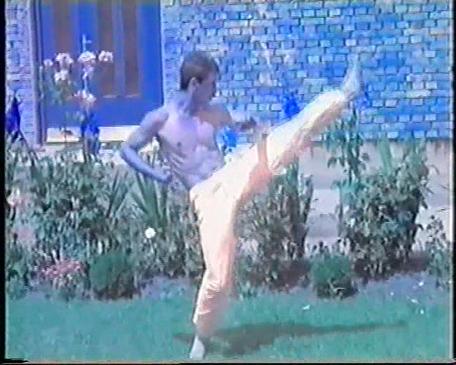Beginning of Wong Shun Leung Ving Tsun 1987