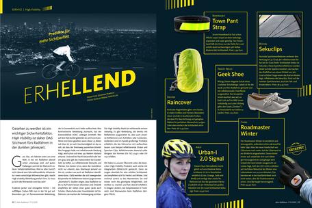 Presse Radfahren Karl Magazin