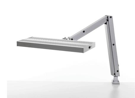 Batztronic Premium - LED Arbeitsplatzleuchte - Farbwechselfunktion