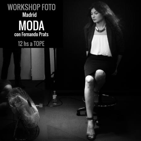 WORKSHOP FOTO MODA