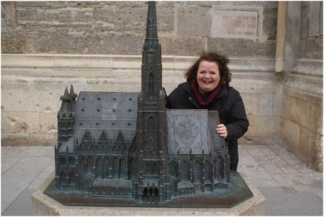 Anne-Isabelle Costa guide conférencière Vienne