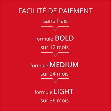 Facilité de paiement avec Imprex Print & Digital votre imprimeur dans la région de Haguenau