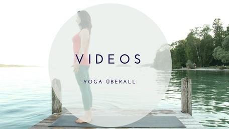 Yoga Videos für überall