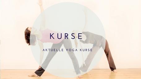Aktuelle Yoga Kurse mit Katja