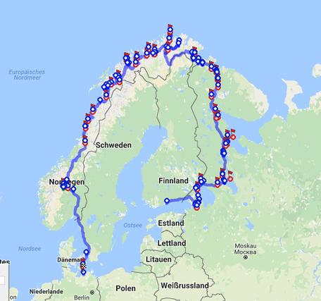 Karelien Track 2016