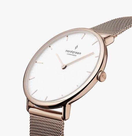 nordgreen watch Lille for her as valentines gift idea by PASiNGA blog