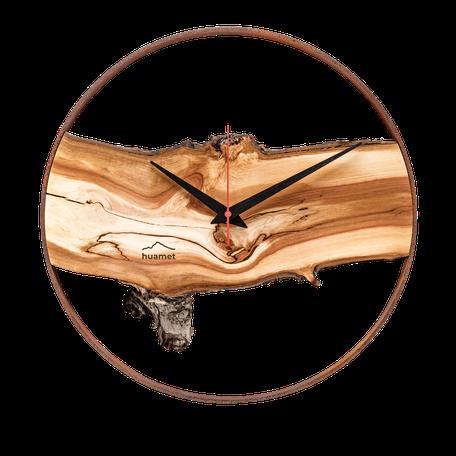 Holzwanduhren Und Holzschmuck Aus Sudtirol