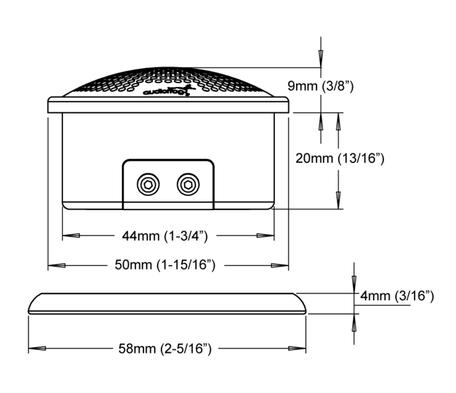 GS10 Audiofrog Skizze