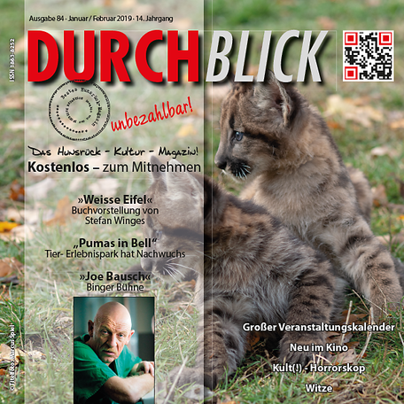 DURCHBLICK Ausgabe 84