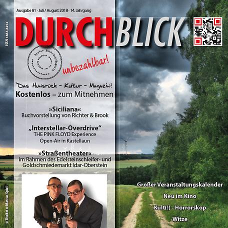 DURCHBLICK Ausgabe 81