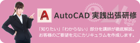AutoCAD 実践出張研修