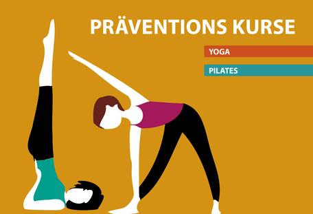 Präventionskurse im Prenzaluer Berg Yoga und Pilates