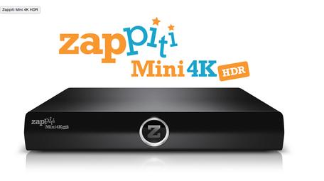 Zappiti Mini 4K