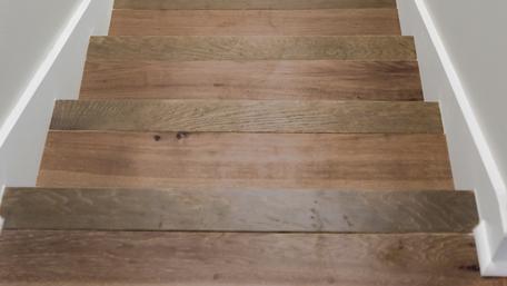 Treppe renovieren Holz