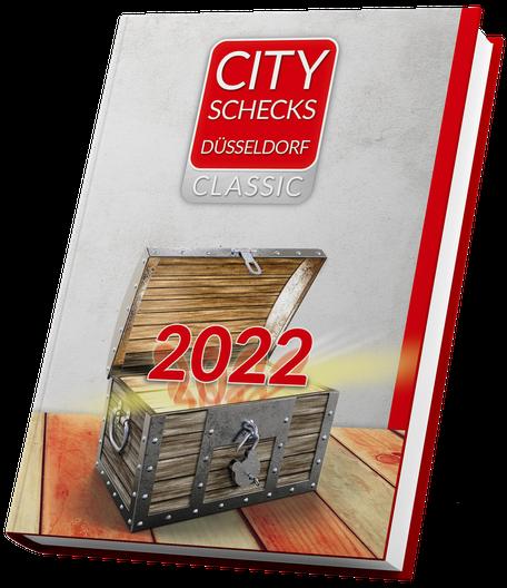 City Schecks Gutscheinbuch 2019