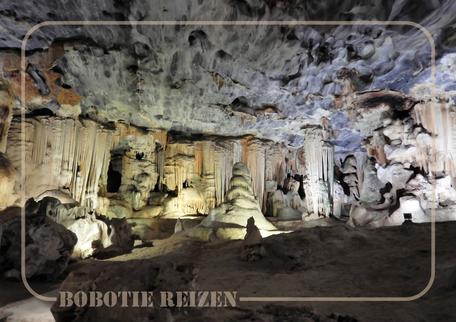 Rondreis Zuid-Afrika Safari Bobotie Reizen Cango Caves