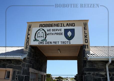 Rondreis Zuid-Afrika Safari Bobotie Reizen Robbeneiland