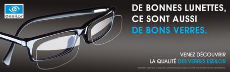 adac4504cf Essilor, au service de votre vision. Essilor est le leader mondial dans le  domaine des verres optiques. Crée en 1972 à Paris, la société possède un ...