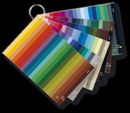 Farbberatung nach dem SIC  System