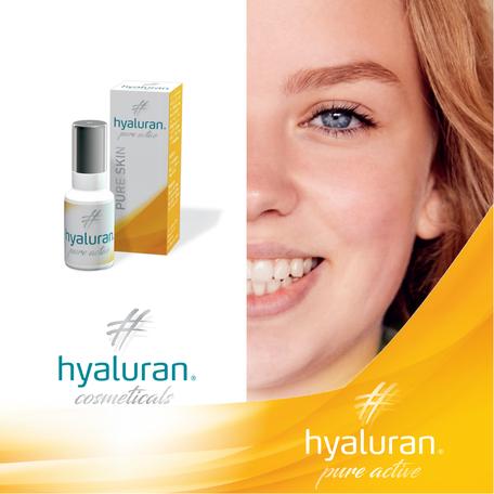 Hyaluron Anti Pickel Gel ohne Konservierungsstoffe