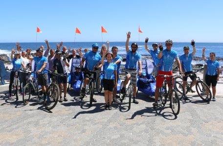 Support Warriors on Wheels Cape Town