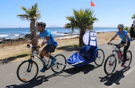Warriors on Wheels - Cape Town Cycle Tour 2020