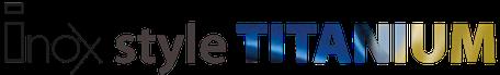 Das Logo Inox style n4 TITANIUM