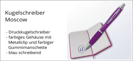 KUgelschreiber mit Logo günstig