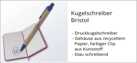 Kugelschreiber nachhaltig