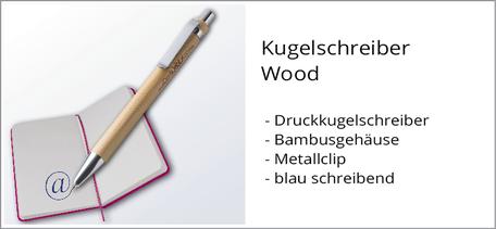 Kugelschreiber mit Gravur günstig kleine Mengen