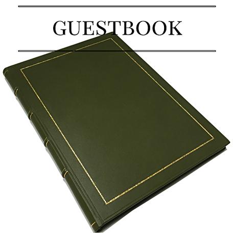 Customized Guestbook Conti Borbone