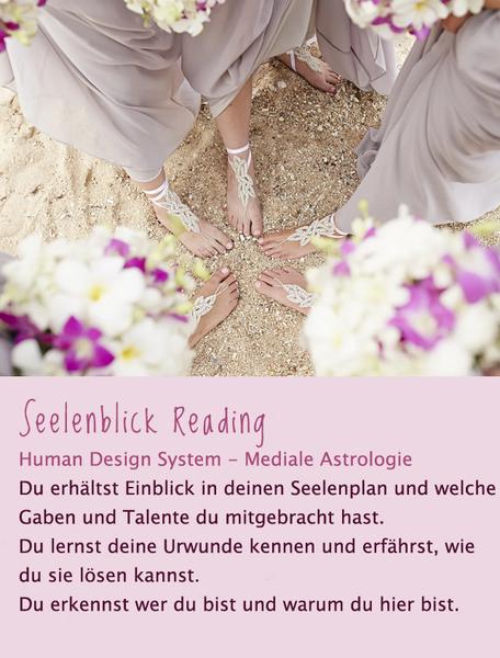 Human Design System - Mediale Astrologie