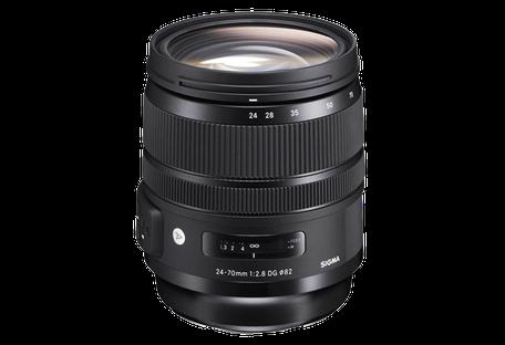Sigma 24-70 Canon EF mieten