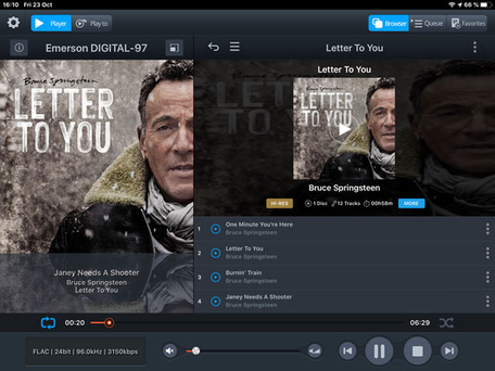 Mconnect & Wattson Audio
