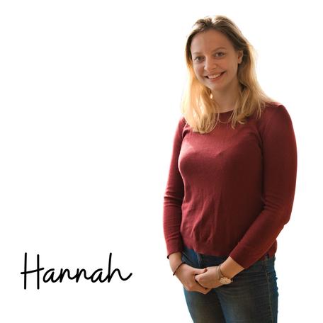 Hier ist ein Bild von Hannah zu sehen.