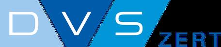 Siegel DVS Zertifizierung