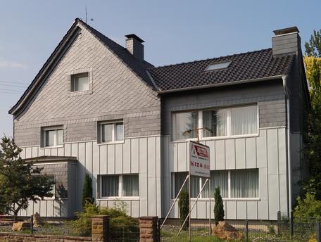 Fassadenverkleidungen, Schieferdächer, Dachreparaturen Königswinter