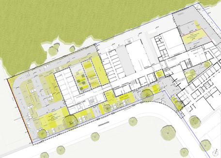 Fraunhofer Institut IWM, Freiburg - Leistungsphase 6-8, Planung: faktorgruen Landschaftsarchitekten