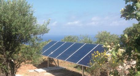 Freiflächensystem SOLARA Solarenergie