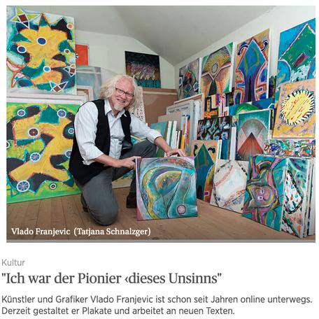 Screenshot online izdanja intervjua © Vaduzer Medienhaus & Tatjana Schnalzger
