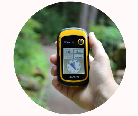 Geocaching in Vancouver
