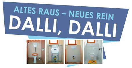 WC sanieren in 1-3 Tagen