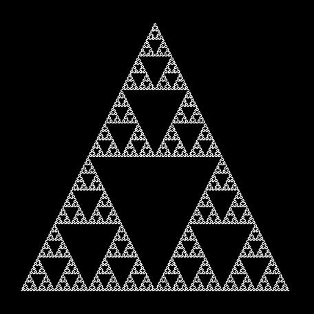 Sierpinski Variante 2