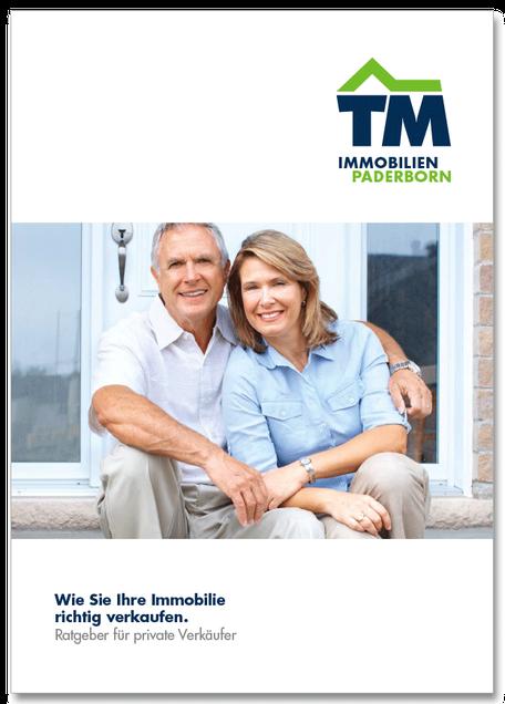 Ratgeber Immobilienverkauf TM Immobilien Paderborn