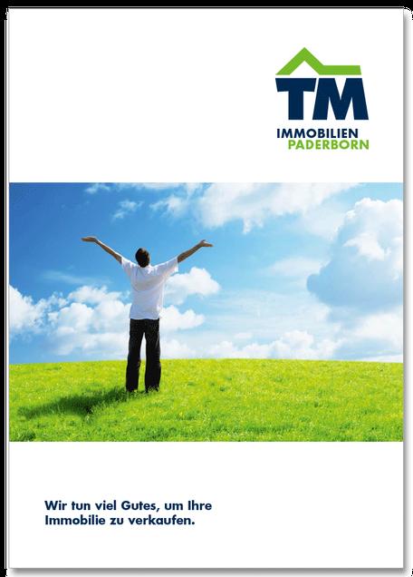 Immobilienverkauf TM Immobilien Paderborn Prospekt