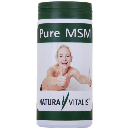 Natura Vitalis MSM kaufen plus Versand - Life is good
